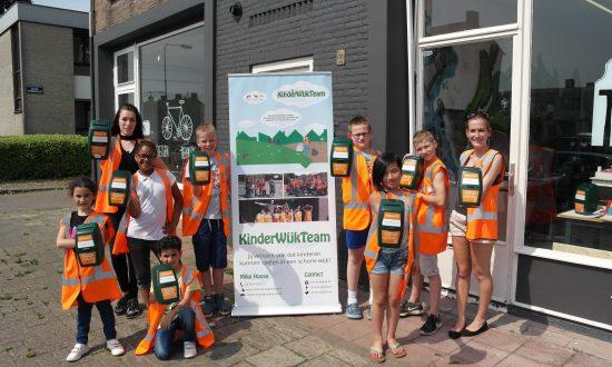 HetKinderWijkTeam - Collecte Oranje-Fonds