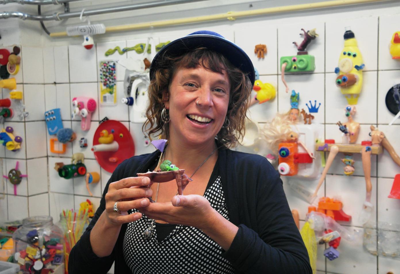 Achsa Timmers, KinderWijkTeam