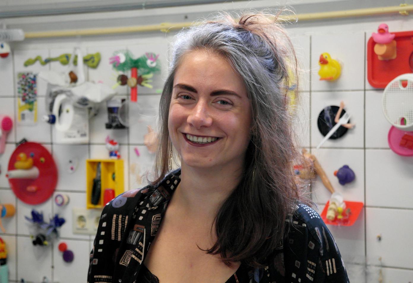Jorine Roelofs, KinderWijkTeam