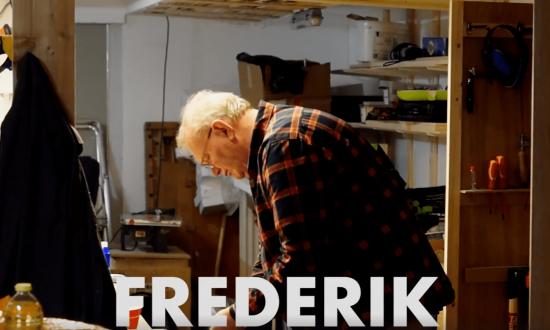 HetKinderWijkTeam - Frederik